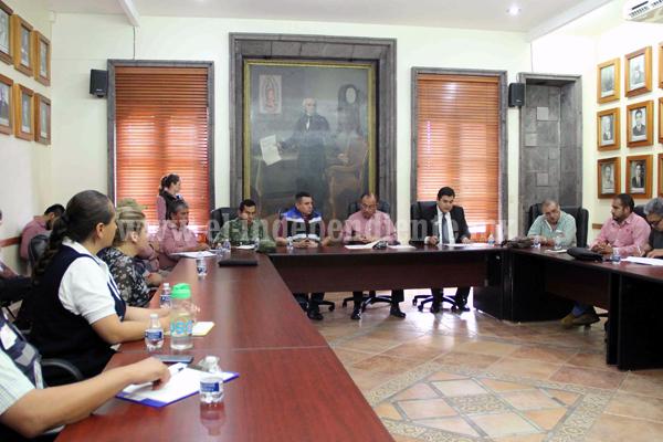 Dan formalidad al Consejo Municipal de protección Civil y Bomberos Municipales  Mediante firma de convenio