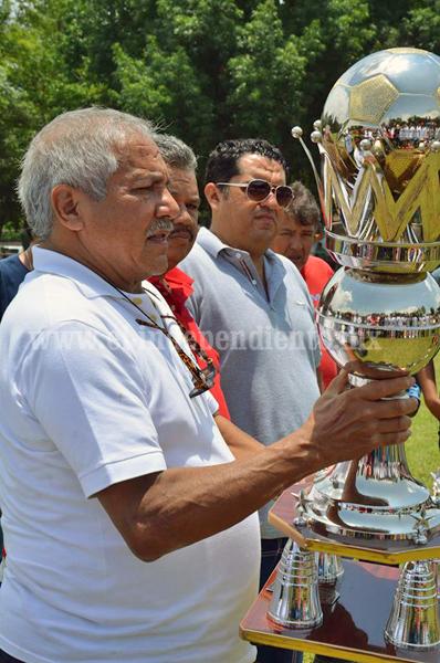 Finalizó actividades la Liga Michoacana de Futbol con la premiación a lo mejor de la primera especial uno