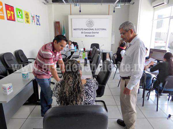 Inicia sesión permanente para escrutinio y cómputo de votos