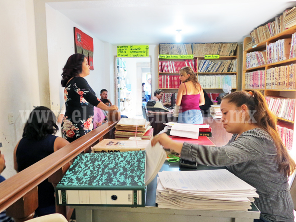 Incrementa matrimonios en oficina del Registro Civil