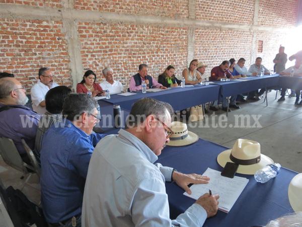Unen esfuerzos diversos sectores y autoridades electas para rescatar el Rio Duero