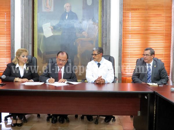 Conforman Comité de Prevención de Accidentes y Observatorio de Lesiones