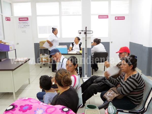 Mario Alberto Méndez Echeverría asume Dirección de Centro de Salud Niños Héroes