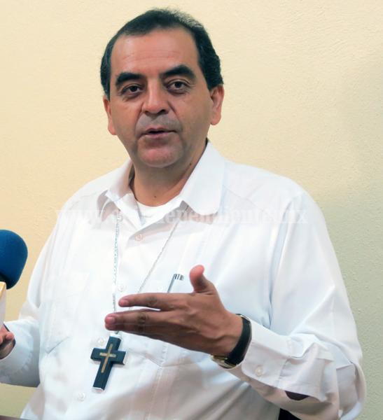 """""""Di todo a la Diócesis de Zamora que me formó y solo tengo agradecimiento"""""""