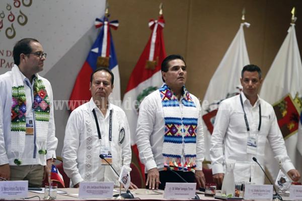 Propone Silvano Aureoles consolidar Foro de Gobernadores del Pacífico Mexicano