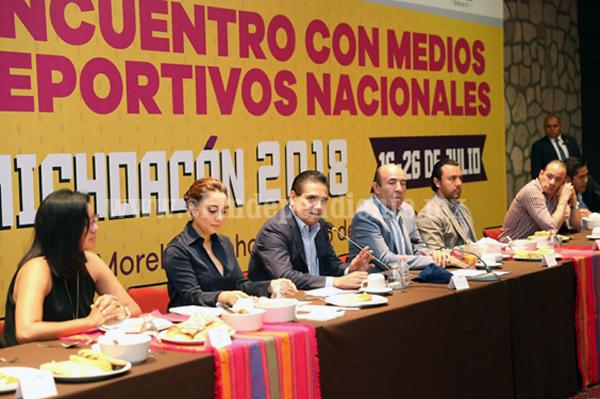 El deporte en Michoacán, medio para recuperar el tejido social