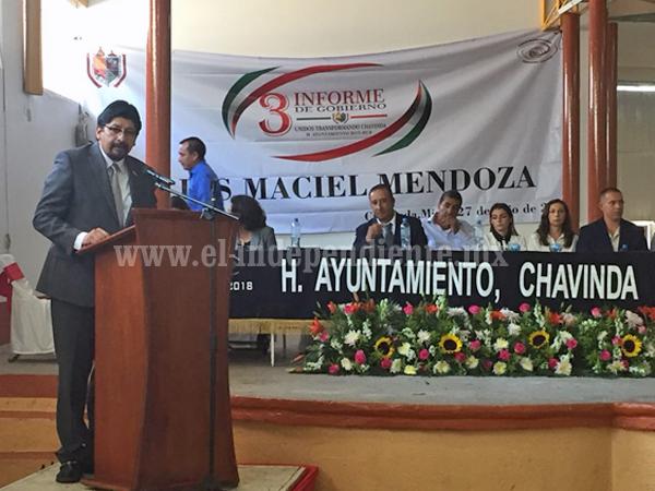 Gobierno de Silvano Aureoles, aliado decidido de los municipios: Sí Financia
