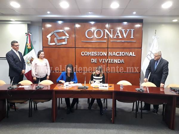 IVEM es ya Entidad Ejecutora ante la Comisión Nacional de Vivienda