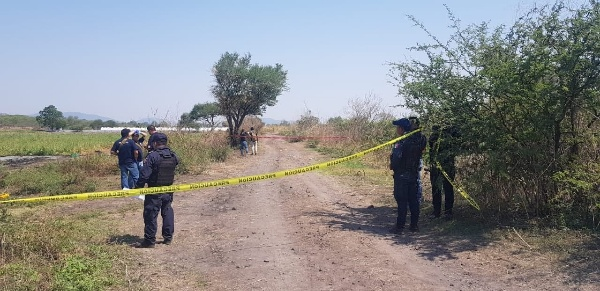 Encuentran cadáver con heridas de bala en el camino Ario de Rayón-El Pochote