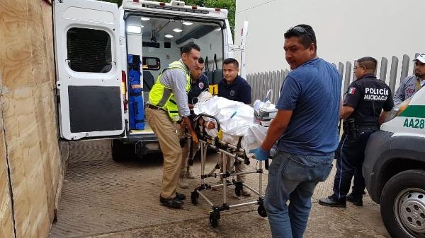 Fallece uno de los dos atropellados que intentaron disparar contra un automovilista