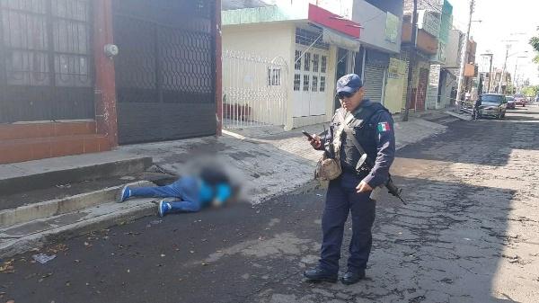 Matan a balazos a empleado de una empresa recicladora, en Zamora