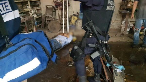 Mecánico es muerto a tiros frente a su hermano y dos trabajadores