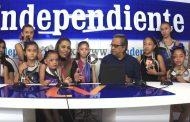 Alma Ruth Reyes, Presenta a las campeonas de Fitness Infantil