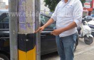 CFE interesada en proyecto  michoacano de protección  y nomenclatura de postes