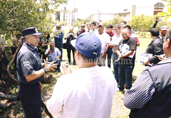 Necesario elevar educación formal de la policía en México