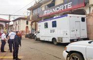 DIF-Zamora envía ayuda médica al municipio de Peribán