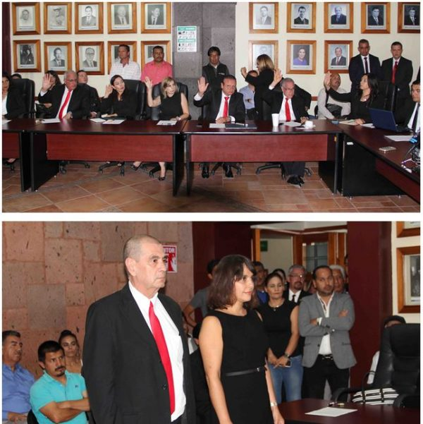 Cabildo aprobó cambios en la estructura municipal