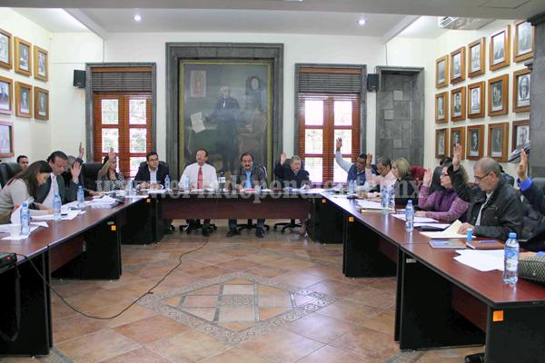 Quedó conformada la Comisión Especial Dictaminadora de la Entrega Recepción
