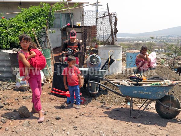 Reactivan lucha por terreno de La Huanumera