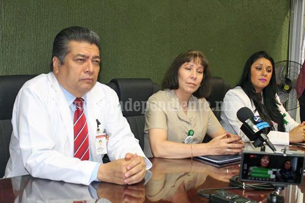 Mayoría de donantes  de órganos en Michoacán son jóvenes, mueren en accidentes de motocicleta