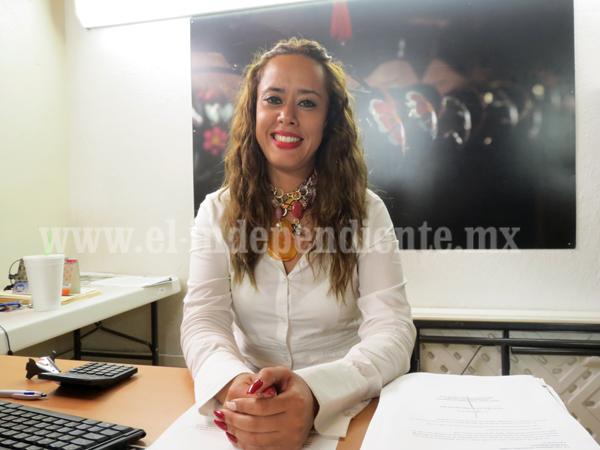 En puerta la toma de protesta de Teresa Mora en Congreso del Estado