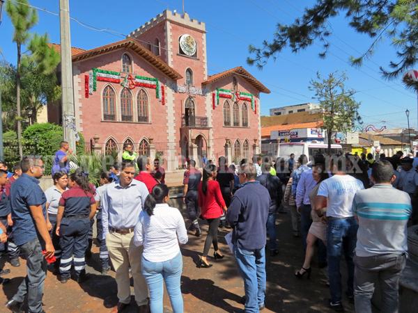 """""""Necesario agilizar los protocolos de evacuación"""": Protección civil"""
