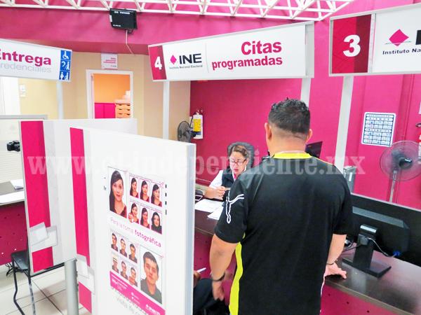 Credenciales de elector ya deberán renovarse  anualmente: INE