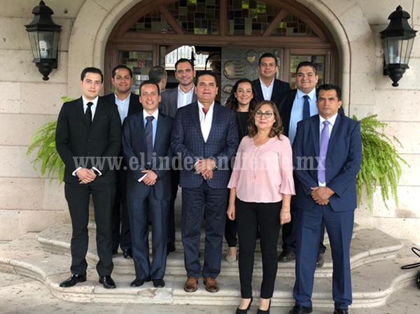 Michoacán requiere del esfuerzo de todos: Silvano Aureoles