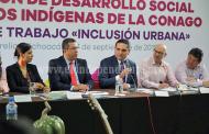 Desarrollo social, eje principal en la agenda de Gobierno: Silvano Aureoles