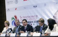 Anuncian Silvano Aureoles y Sectur federal 5a Feria Nacional de Pueblos Mágicos