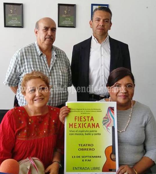 Celebrará Centro cultural UMAGE  quinto aniversario con fiesta mexicana