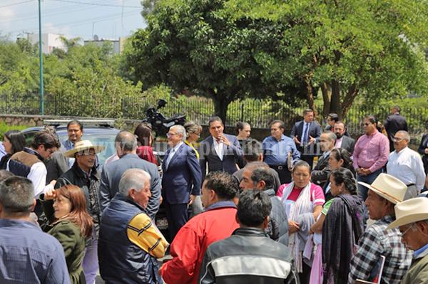 Participa Gobernador en Simulacro Nacional de Sismo