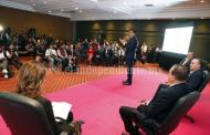 Medios de comunicación y sociedad, en diálogo directo con Gabinete de Gobernabilidad