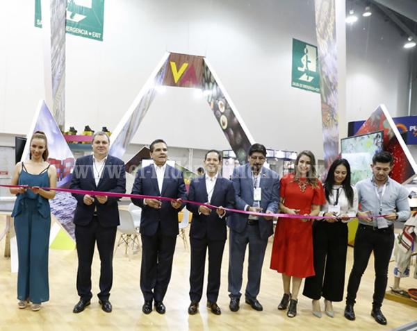 Proyectan a Michoacán en Semana Nacional del Emprendedor como destino para inversiones