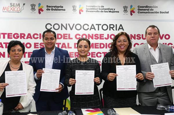 Michoacán, primero en México con Observatorio Estatal de Medios