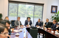 Silvano Aureoles y Raúl Morón acuerdan plena coordinación para trabajar