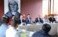 Continuidad a proyectos conjuntos, pide Gobernador a nuevas autoridades municipales