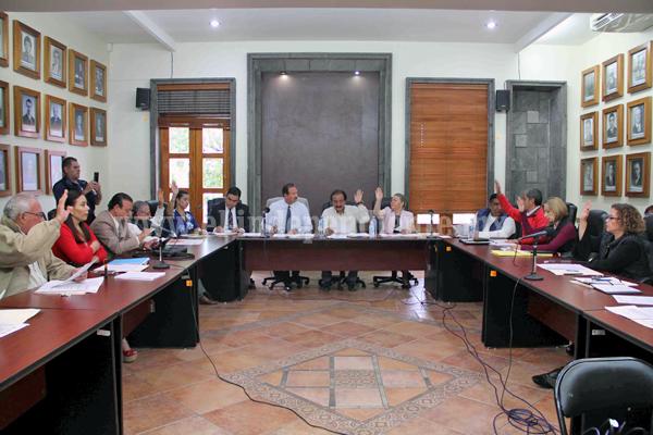 Cabildo aprobó integración de Comisión Especial Sancionadora