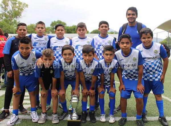 Paul Soccer Academy listos para iniciar torneo Dr. Juan Cervantes Rodiles
