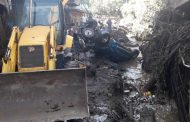 Aumenta a 5 el número de muertos en Peribán: Pedro Carlos Mandujano