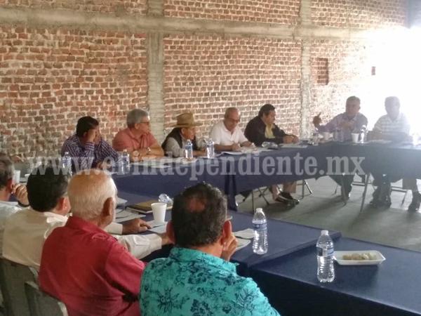 Ayuntamiento Municipal participó en la Asamblea  para el Saneamiento y del Río Duero