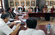 El Presidente Municipal, se reunió con el Delegado Federal de la Secretaría de Economía