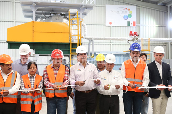 Michoacán, pionero en América con una planta de termovalorización; convierte basura en biofertilizante