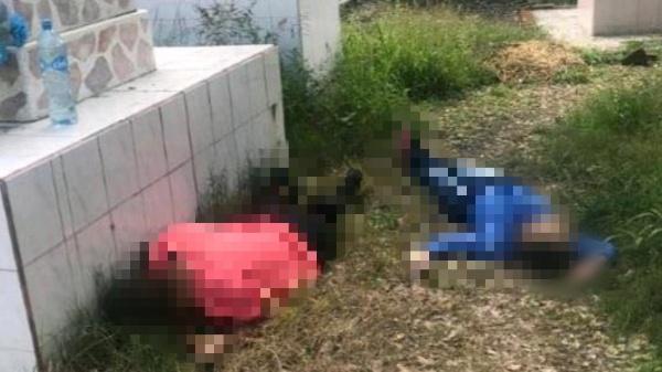 Encuentran  a 2 mujeres muertas a balazos en el panteón de Sauz de Abajo