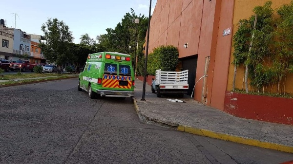 Es muerto a tiros frente al Colegio Michoacán