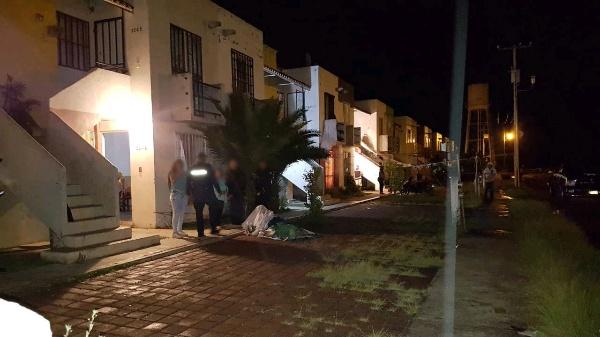 Joven es asesinado a la entrada de su casa en Zamora
