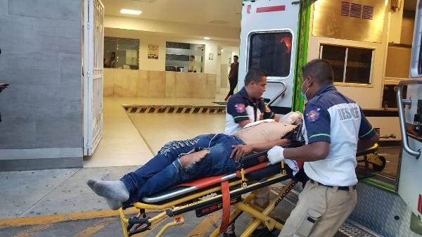 Joven vecino del fraccionamiento Altamira queda lesionado tras ser atacado a balazos