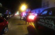 Policías sitian Zamora tras la privación de la libertad de una policía de Tránsito Municipal