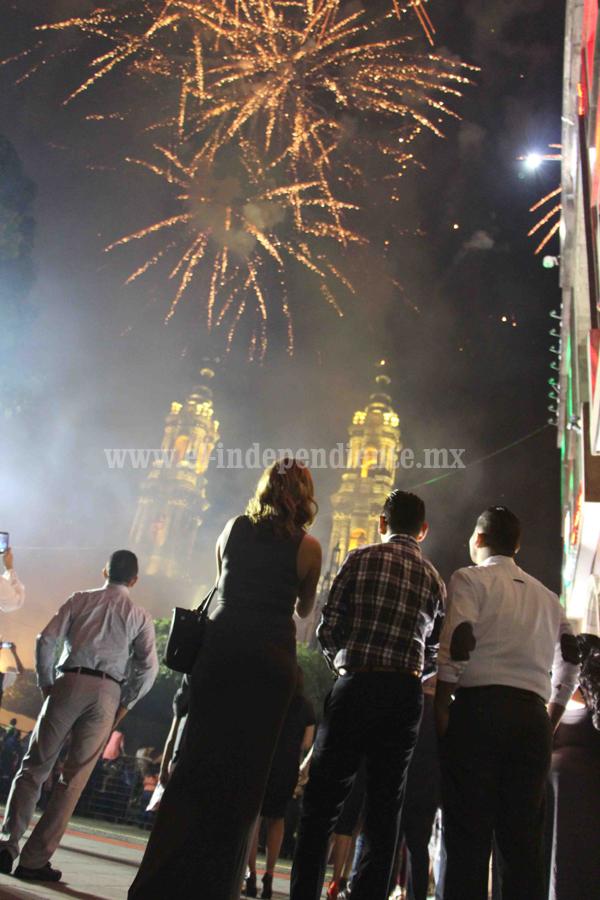 Listos los eventos por las festividades del mes patrio en Zamora