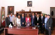 Acuerda Gobierno del Estado fortalecer coordinación en seguridad con Morena y PT